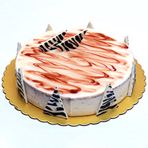 Tempting Victoria Cake: Gift Delivery Bahrain