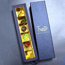 Assorted Bonbons Box 6 Pcs: Chocolates in Dubai