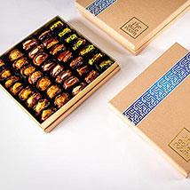 Assorted Dates Eid Box 45 Pcs: