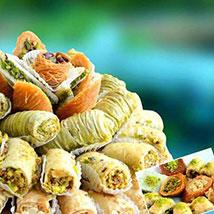 Baklava Extra: Arabic Desserts