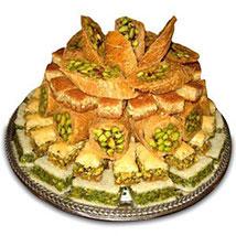 Baklava Pistasho: Arabic Sweets