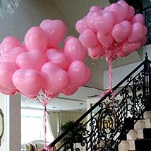 Balloon Fencing: Balloon Decorations