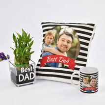 Best Dad Ever Combo: Fathers Day Gifts Idea