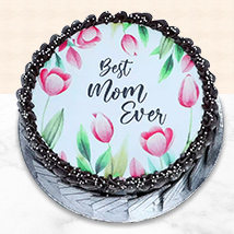 Best Mom Ever cake: Mothers Day Gifts