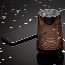 Black Wireless Speaker: Unique Gifts Dubai