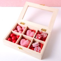 Box Full of Love and Treats: Promise Day Gift Idea