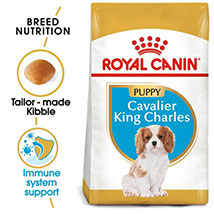 Breed Health Nutrition Cavalier King Charles Puppy 1.5 Kg: Pet Supply