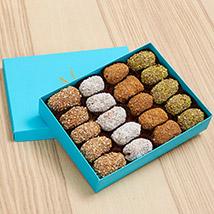 Chocolate Dipped Medjool Dates: Newborn Baby Gift Ideas