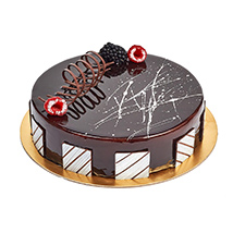Chocolate Truffle Birthday Cake: Send Gifts to Ras Al Khaimah
