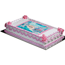Cute Barbie Cake: Princess Cakes