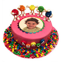 Cute picture Cake: Cartoon Birthday Cakes