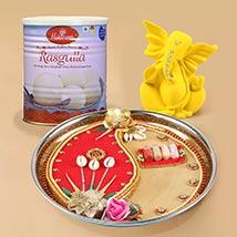 Diwali Combo With Rasgulla: Deepavali Sweets