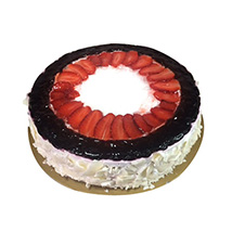 Eggless Mixed Berry Cake:  Eggless Cake Delivery