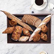 Families Breakfast Hamper: Bakery