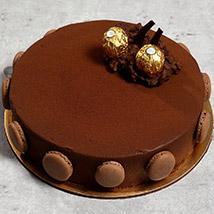 Ferrero Rocher Cake: Farewell Cake Ideas