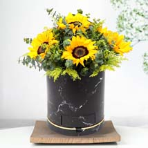 For Eternal Sunshine of My Life: Sunflowers Bouquets