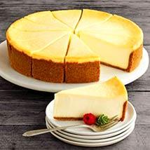 Frozen New York Cheesecake: