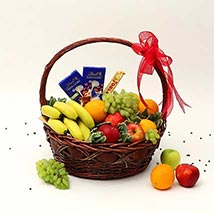 Fruitful Hamper: Fruit Basket Dubai