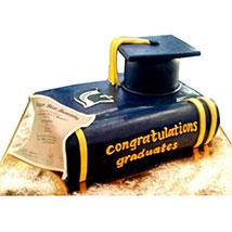 Graduation Cake: Graduation Theme Cakes