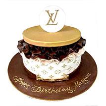 Louis Vuitton Cake: Designer Cakes