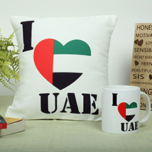 Love For Dubai Combo: National Day Gifts