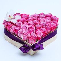 Matter Of Hearts: International Women's Day Flowers