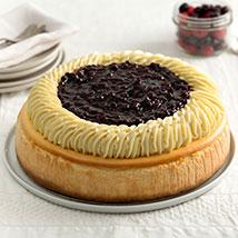 Mixed Berry Swirl Cheesecake: Cheesecakes
