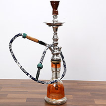 Orange Sheesha: Hookah in Dubai
