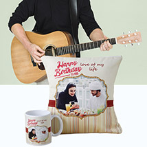 Personalised Musical Gift: Personalised Gifts for Wife