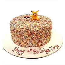 Pikachu Cake: Pokemon Cakes
