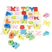 Rainbow Puzzle Board: