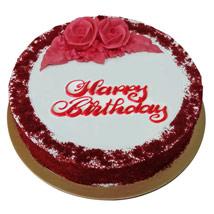 Red Velvet Birthday Cake: Red Velvet Cake