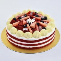 Red Velvety Cake: Cakes for Kids