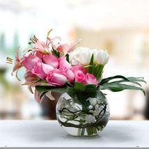 Romance In Heart: Orchid Flowers in Dubai