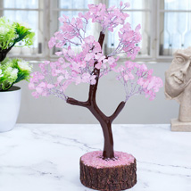 Rose Quartz Wish Tree: Gifts for Womens Day