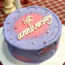 Special Anniversary Celebration Cake: Anniversary Cake