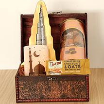 Special Treasured Box Ramadan Hamper: Ramadan Chocolates