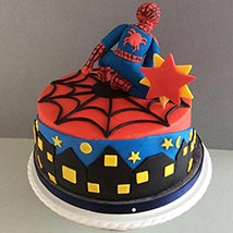 Spiderman 3D Cake: Spiderman Cake Ideas