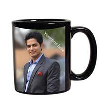 Personalised Photo Mug: Anniversary Mugs