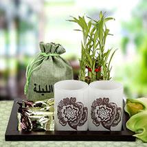 Fortunate Hamper: Lucky Plants