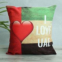 UAE Printed Cushion: National Day Gifts