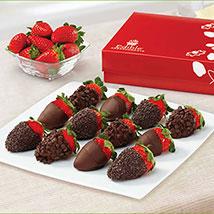 Chocolate Indulgence Strawberries Box: Edible Arrangements