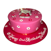 Lovely kitten Cake: