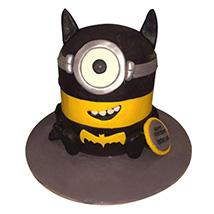 Minion Batman Cake: Batman Cakes