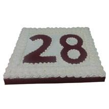 R for Red Velvet Cake 6Kg: