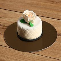 Designer Flavored Mono Cake: