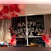 Birthday Balloon Surprise: Gifts For Women