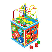 Intelligence Around The Beads Toy: Toys for Kids