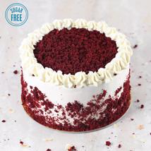 Sugar Free Red Velvet Cake: Diabetic Cakes