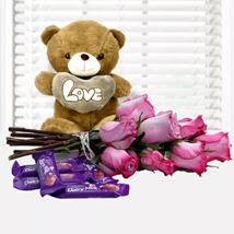 Fall in Love Again: Send Cadbury Chocolates